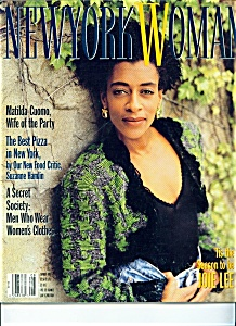 New York Woman Magazine - August 1991 (Image1)