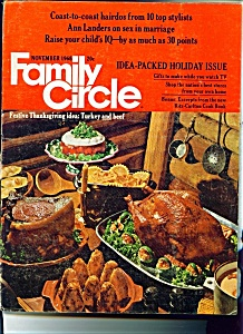 Family Circle magazine - November 1968 (Image1)