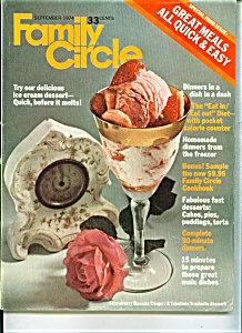 Family Circle magazine - September 1974 (Image1)
