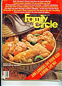 Family Circle Magazine - September 1976