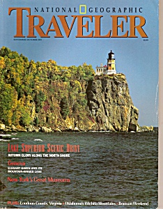 National Geographic Traveler - sept/ Oct. 1993 (Image1)