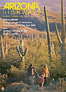Arizona Highways - April 1986 (Image1)