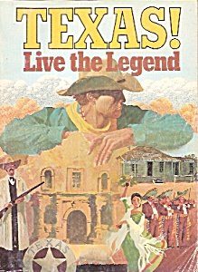 Texas - Live the legend - (Image1)