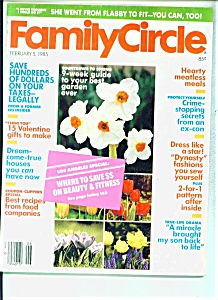 Family Circle Magazine - February 5, 1985 (Image1)