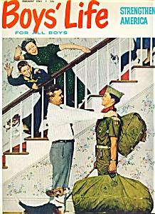 Boys Life magazine - 1961 (Image1)