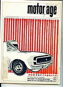 Motor Age Magazine - October 1966 (Image1)