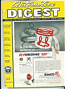 Automotive Digest Magazine - June 1948 (Image1)