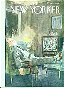 The New Yorker Magazine - August 11, 1956 (Image1)