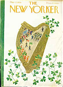 The New Yorker magazine - March 17, 1956 (Image1)