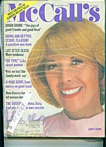 McCall;s Magazine - November 1976 (Image1)