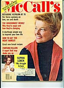 McCall's Magazine - February 1979 (Image1)