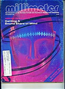 Millimeter Magazine - Novermber 1983 (Image1)
