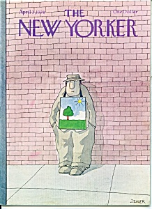 The New Yorker magazine - Ap,ril 3, 1978 (Image1)