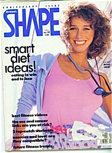 Shape Magazine -  September 1989 (Image1)