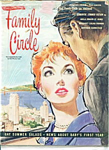 Family Circle Magazine - August 1958