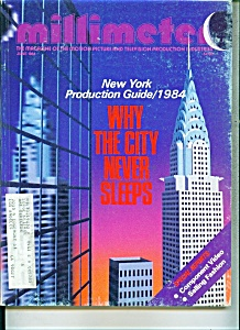 Millimeter Magazine - June 1984 (Image1)