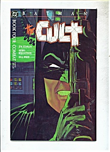 Cult comics -  Book four Batman -  Copyright 1988 (Image1)
