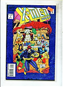 X-Men 2099 comic -  # 1   October 1993 (Image1)