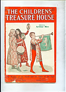 The Children's Treasure house magazine- Sept. 8 , 1927 (Image1)