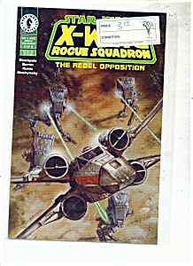 Star Wars - X-wing Rogue Squadron # 2 August 1995
