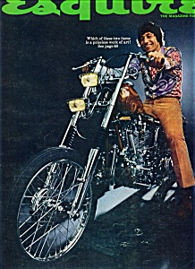 Esquire Magazine - February 1971 (Image1)