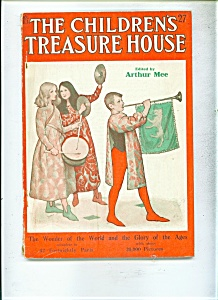 The Children's Treasure House magazine - Sept.3,1927 (Image1)