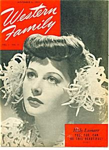 WEstern Family Magazine- Novermber 6, 1941 (Image1)