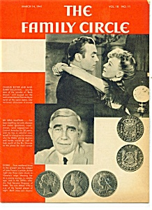 The Family Circle - March 14, 1941