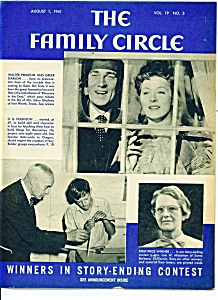 The Family Circle magazine - August 1, 1941 (Image1)