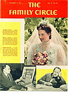 The Family Circle Magaziner- November 14, 1941 (Image1)