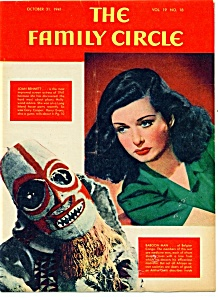 The Family Circle magazine - October 31, 1941 (Image1)