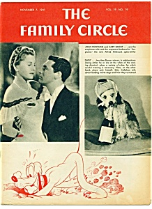 The Family Cir Cle Magazine - November 7, 1941