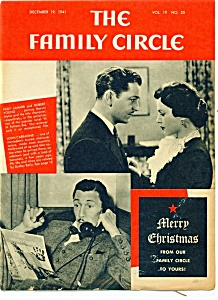 The Family Circle magazine - December 19, 1941 (Image1)