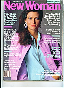 New Woman Magazine - May 1987 (Image1)