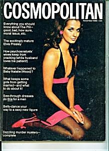 Cosmopolitan Magazine - November 1968 (Image1)
