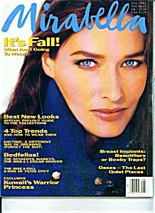 Mirabella Magazine - August 1991 (Image1)
