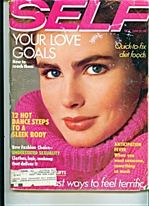 Self Magazine - October 1984 (Image1)