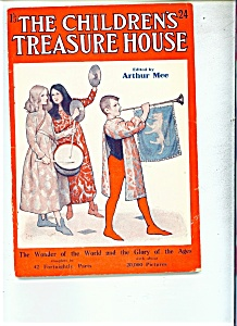 The Children's Treasure House - Septtember 22, 1927