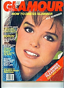 Glamour Magazine - July 1984 (Image1)