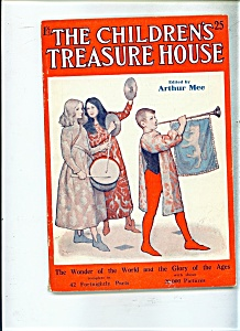 The Children's Treasure House magazine- Oct. 6, 1927 (Image1)