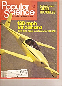 Popular Science - August 1981