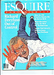 Esquire Magazine - October 10, 1978 (Image1)