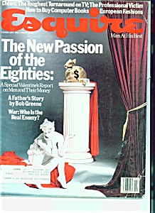 Esquire Magazine - February 1984 (Image1)