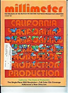 Millimeter Magazine -August 1981 (Image1)