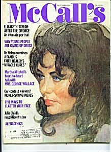 McCall's Magazine - September 1974 (Image1)