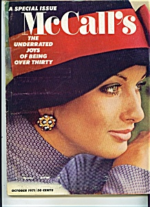 McCall's Magazine- October 1971 (Image1)