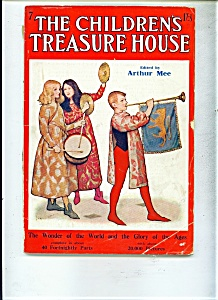 The Children's Treasure House magazine  Jan. 27, 1927 (Image1)
