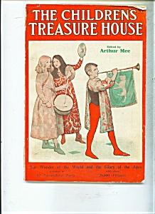 The Children's Treasure House magazine- Jan. 12, 1928 (Image1)