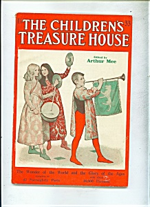 The Children's Treasure House Magazine- Jan. 26, 1928 (Image1)