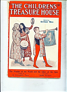 The Children's  Treasure House  Magazine  March 8, 1928 (Image1)